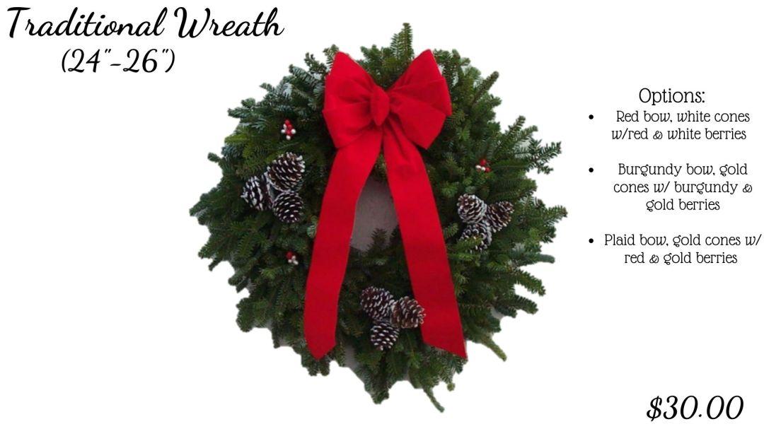 Plain Wreath (24_-26_) (1)