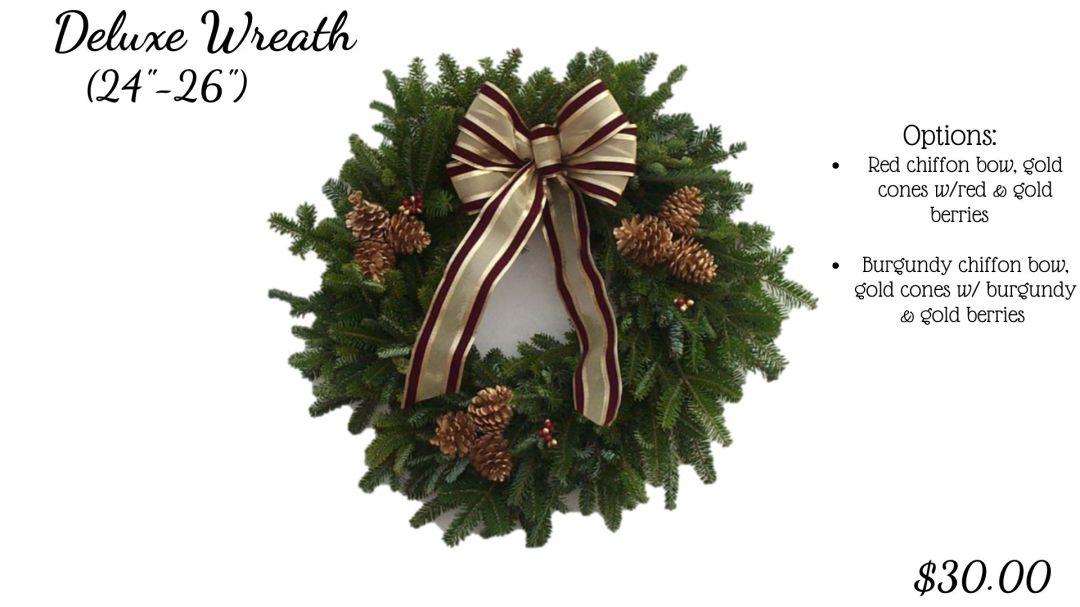 Plain Wreath (24_-26_) (2)