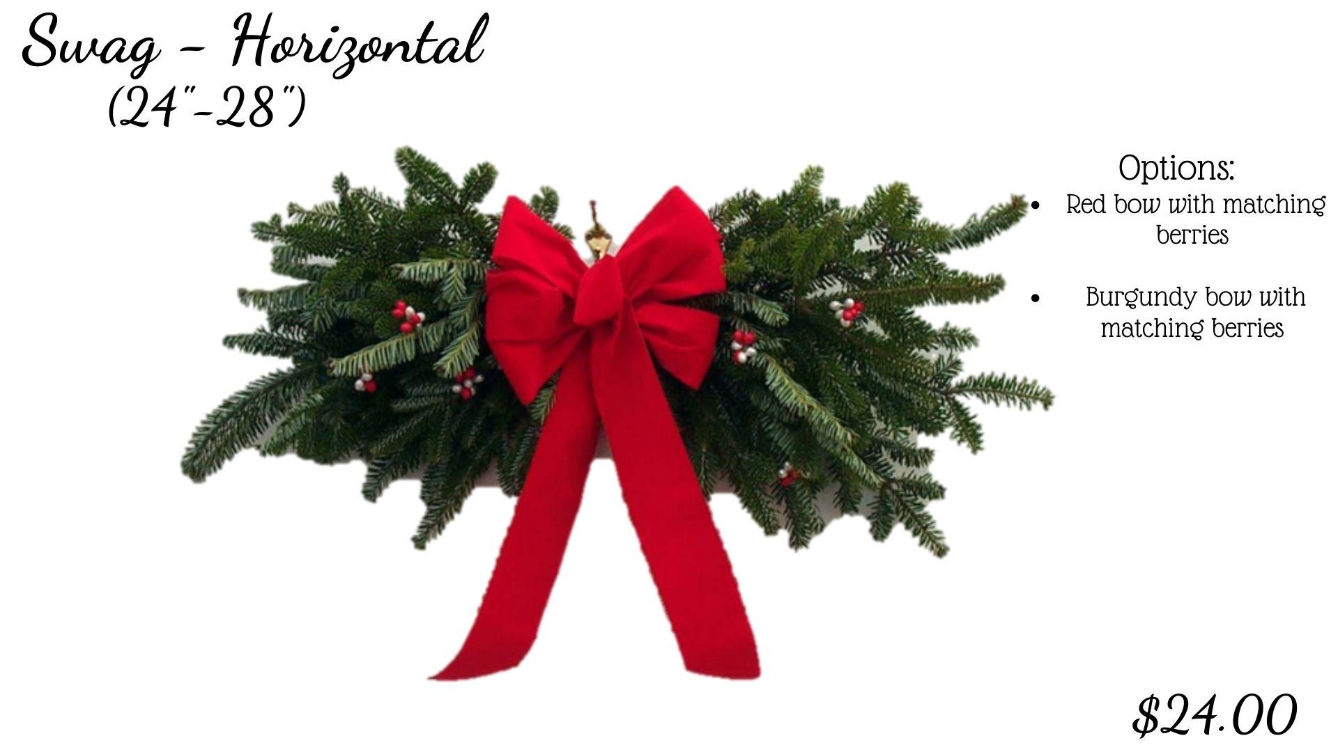 Plain Wreath (24_-26_) (3)