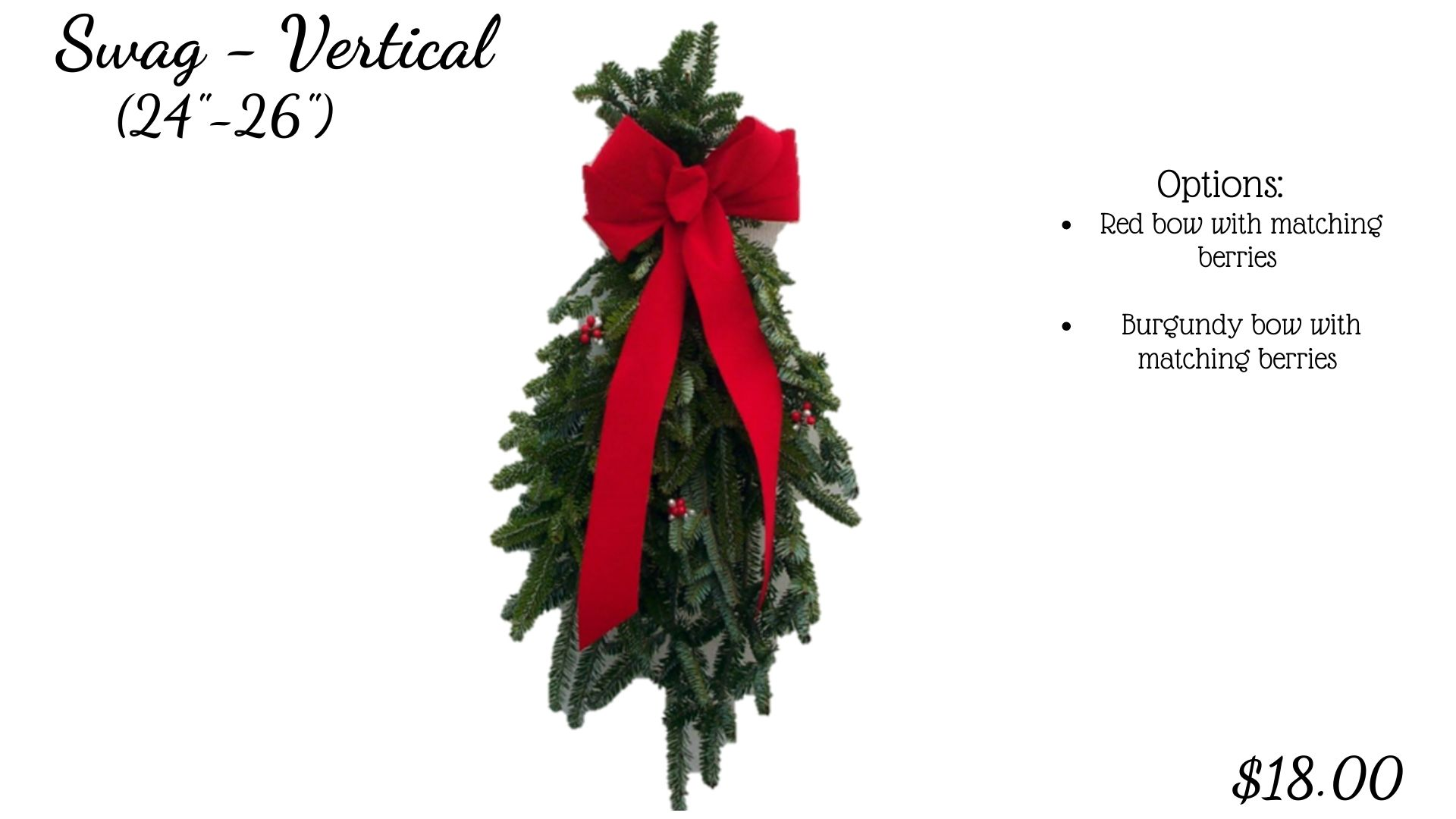 Plain Wreath (24_-26_) (4)