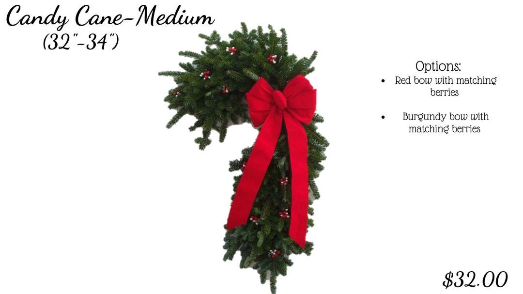 Plain Wreath (24_-26_) (5)