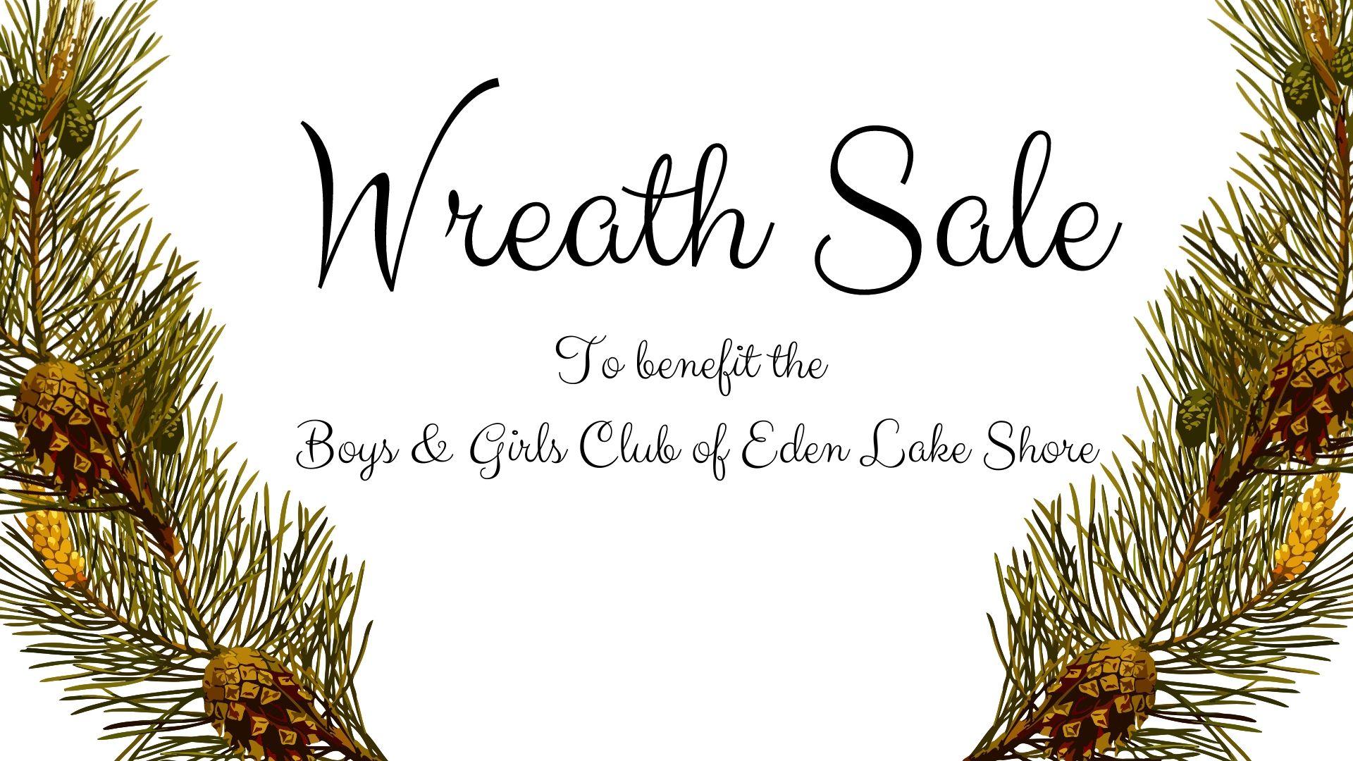Wreath Sale